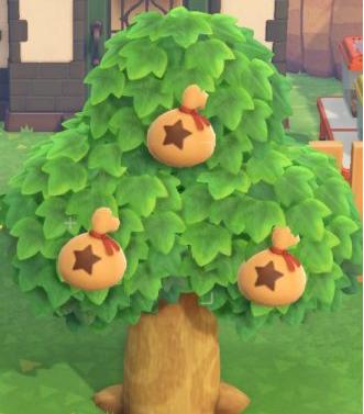 【あつ森】金の成る木を、子供たちが自分が植えたやつだと言い張って喧嘩…←○○を目印にするといいよ!(色んなまとめ)
