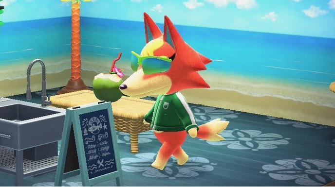【あつ森】うちにもモニカいるんだが、なんであんなに緑のジャージ好きなんだ?(色んなまとめ)