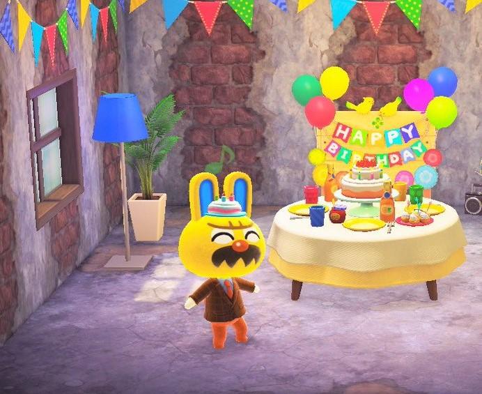 【あつ森】今日モサキチの誕生日だけど何プレゼントするか思いつかないわ(色んなまとめ)