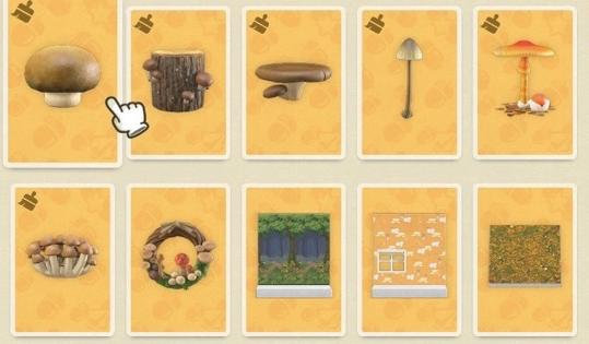 【あつ森】キノコ家具の飾り方って色々あるね(色んなまとめ)