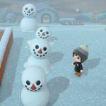 【あつ森】うちの雪だるまは○○状態w←声出して笑ってしまったwww(色んなまとめ)