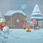 【あつ森】みんなが実践してる雪だるまが上手く作れるコツがこれ!参考になりそう!【どうぶつの森 まとめ】