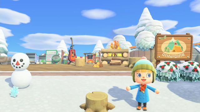 【あつ森】雪だるまから大結晶もらえるのって雪だるま作った本人だけ?【どうぶつの森 まとめ】