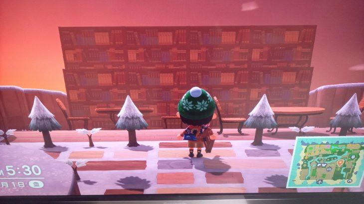 【あつ森】青空図書館カフェ作ってみたんだけど、どうかな?(色んなまとめ)