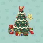 【ポケ森】クリスマスツリー可愛いのにリフチケ350は強気すぎない?wwww【どうぶつの森 まとめ】