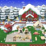 【ポケ森】今年のクリスマスの背景、みんな何か買った?【どうぶつの森 まとめ】