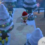【あつ森】クリスマスのオーナメントは電飾された針葉樹一本で何度も落ちてくる?電飾された木を植え変えたらどうなる?(色んなまとめ)