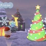 【あつ森】クリスマス終わってからもツリー出しっぱなしだわ…←年中クリスマスな島があってもいいじゃない(色んなまとめ)