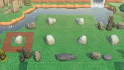 【あつ森】石を一か所に集めるのってどうやるの?(色んなまとめ)