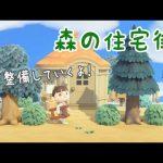 【あつ森】森の住宅街を整備していくよ!【あつまれどうぶつの森/Animal Crossing/島クリエイター】【実況/シュガートース島/くるみ/しゃちくるみ/牧場物語 オリーブタウンと希望の大地】