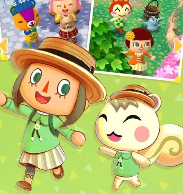 【ポケ森】お供が可愛すぎてツライwww「あつまれ どうぶつの森 ともだちどーる」発売が楽しみ♪【どうぶつの森 まとめ】
