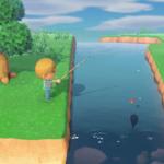 【あつ森】普通にブラバかと思って釣ったら・・・イトウの魚影が小さくない?【どうぶつの森 まとめ】